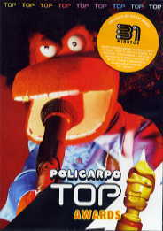 Policarpo Top Top Top Awards