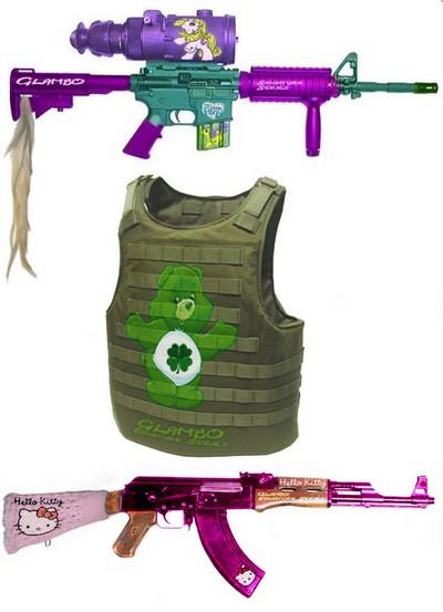 Glam Guns