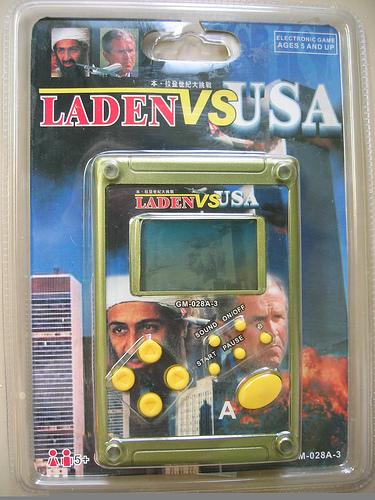 Laden v/s USA